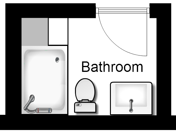 basement bathroom floor plans psycho shower home on 129 acres 15760