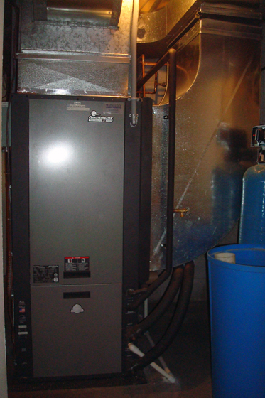 Climate master heat pump