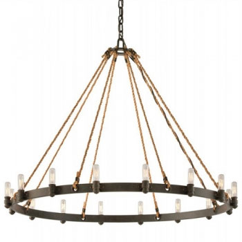Barn Light Electric Outer Banks Chandelier