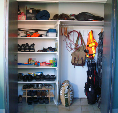 Closet Storage. To Build These Simple ...