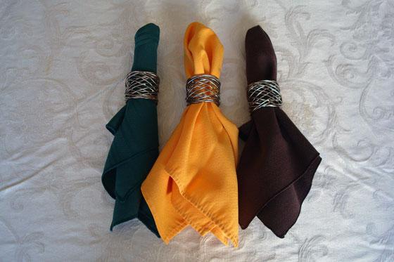 Where to buy inexpensive cloth napkins