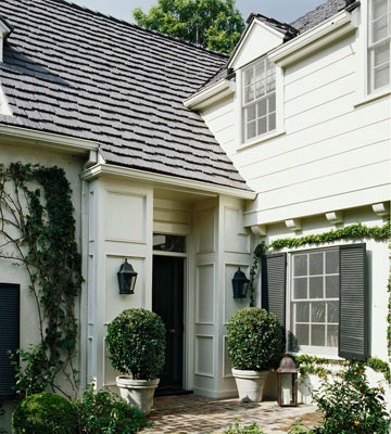 Colonial-Style house from Better Homes and Gardens