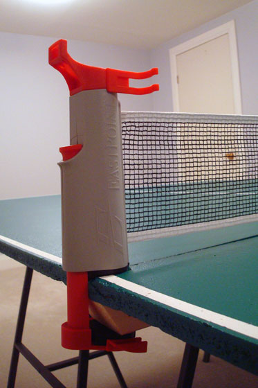 Anywhere table tennis net by East Point