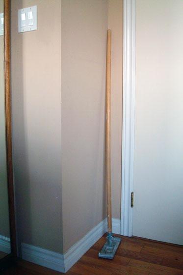 Drywall pole sander