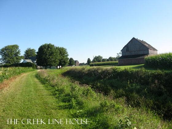 The Creek Line House