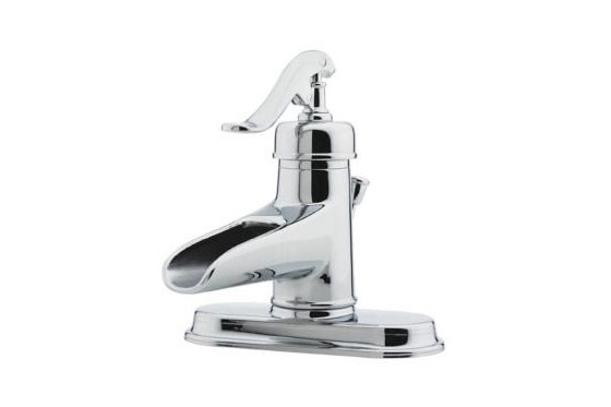 Pfister Ashfield Spout Faucet in polished chrome