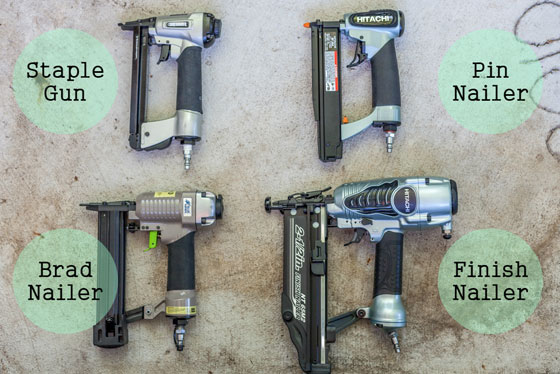 Air compressor attachments (white dog vintage)
