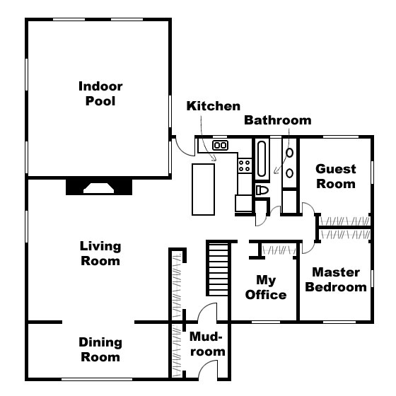 Current floorplan