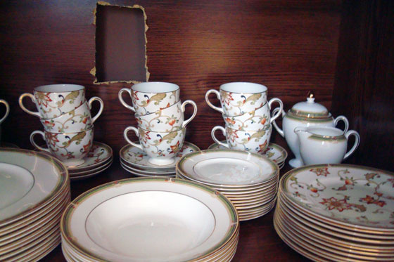 Wedgewood Oberon china