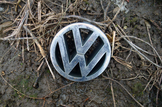 VW decal