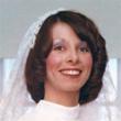 My Mom on her wedding day