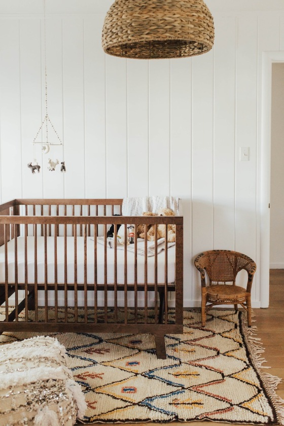 Neutral nursery from Cheetah is the New Black