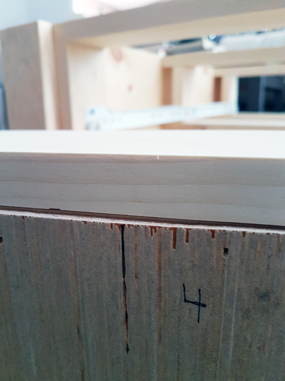 Labelling drawers