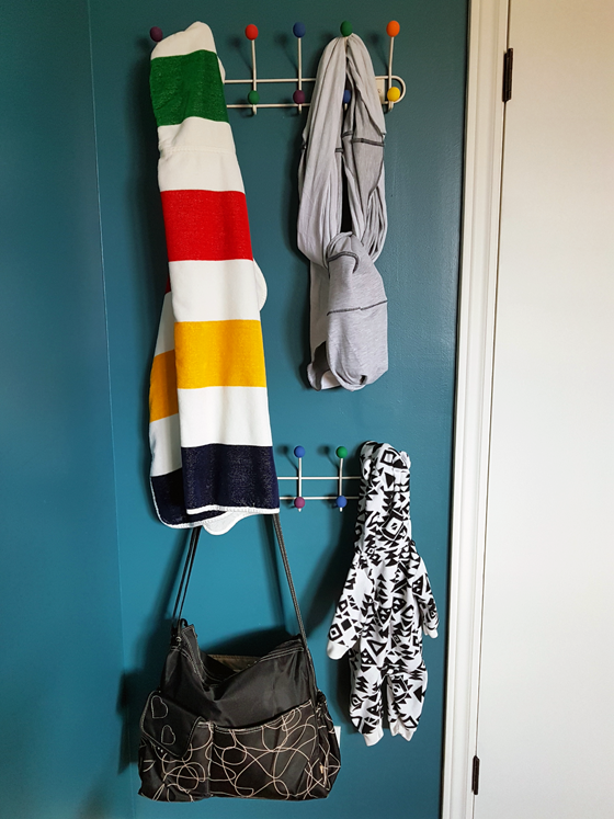 How to make your own Eames Hang-It-All