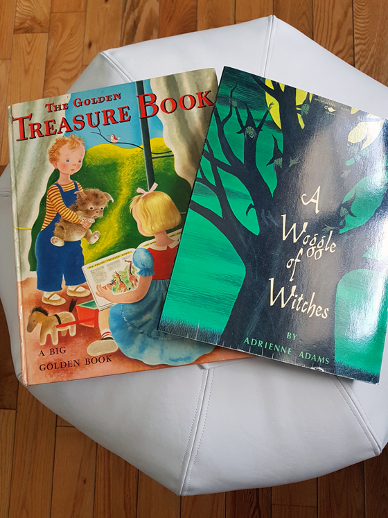 Our two favourite children's books