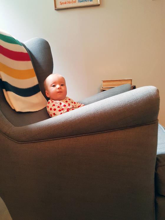 Ikea Strandmon wingchair review