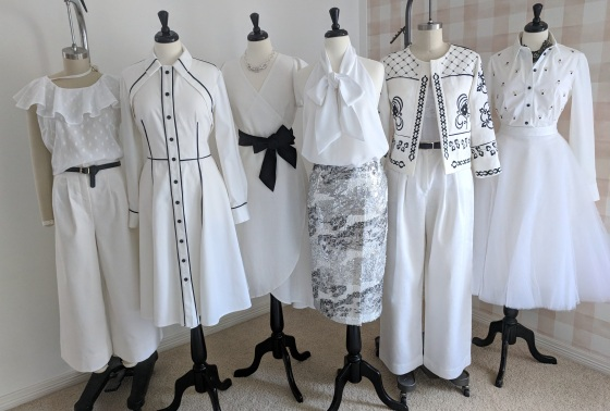 Emily Hallman Clean Slate Collection