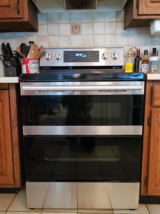 Samsung flex duo stove
