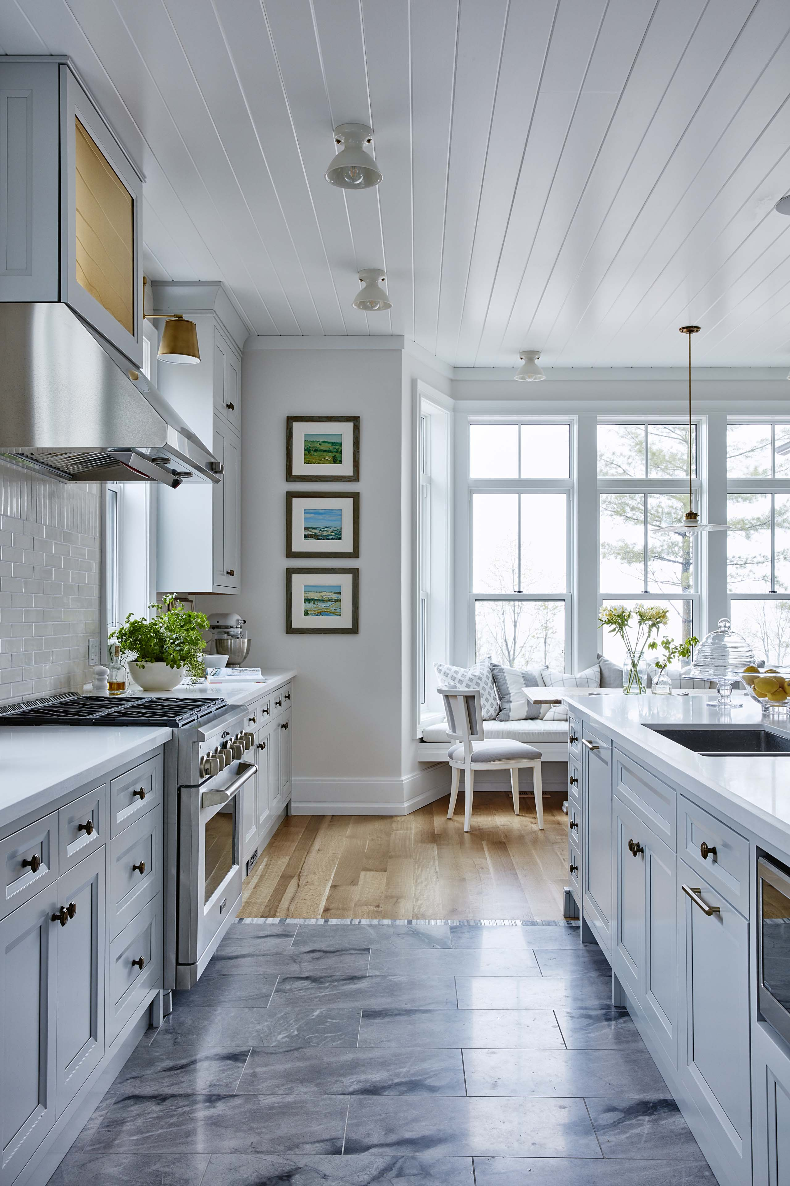 Sarah Richardson farmhouse kitchen